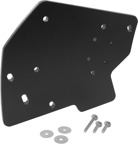 A.T.A.K. 120 Stern Mounting Plate  Mounts and Replacement Parts Wilderness Systems - Hook 1 Outfitters/Kayak Fishing Gear