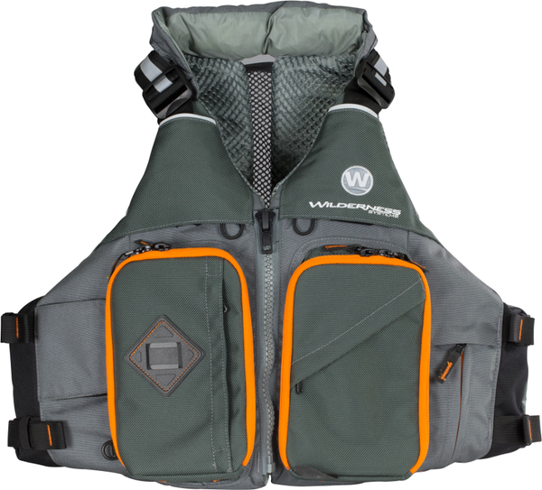 Fisher PFD  Life Jackets - PFDs and FLOTATION Wilderness Systems - Hook 1 Outfitters/Kayak Fishing Gear