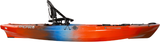WILDERNESS SYSTEMS RADAR 115 Atomic - Closeout Kayaks Wilderness Systems - Hook 1 Outfitters/Kayak Fishing Gear