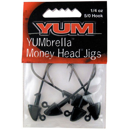 Yum Money Head  Lures - Jigheads Yum Lures - Hook 1 Outfitters/Kayak Fishing Gear