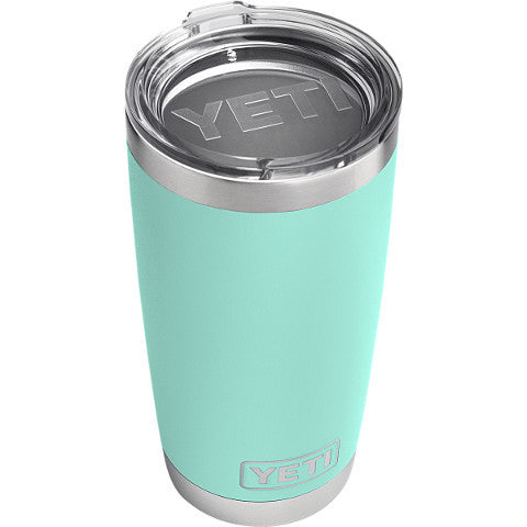 20 Oz Rambler Sea Foam  Cooler Yeti - Hook 1 Outfitters/Kayak Fishing Gear
