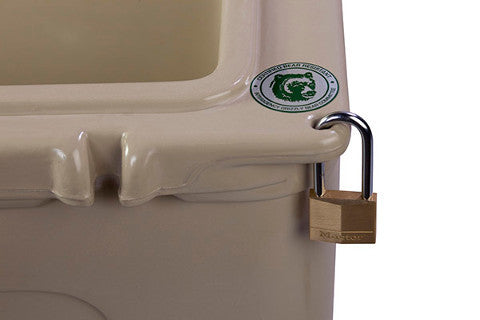 Bear Proof Locks  Cooler Yeti - Hook 1 Outfitters/Kayak Fishing Gear