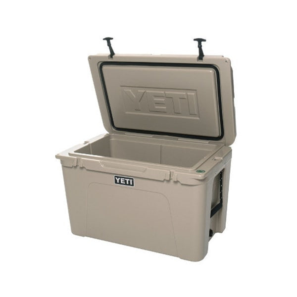 Tundra 105 Desert Tan Cooler Yeti - Hook 1 Outfitters/Kayak Fishing Gear