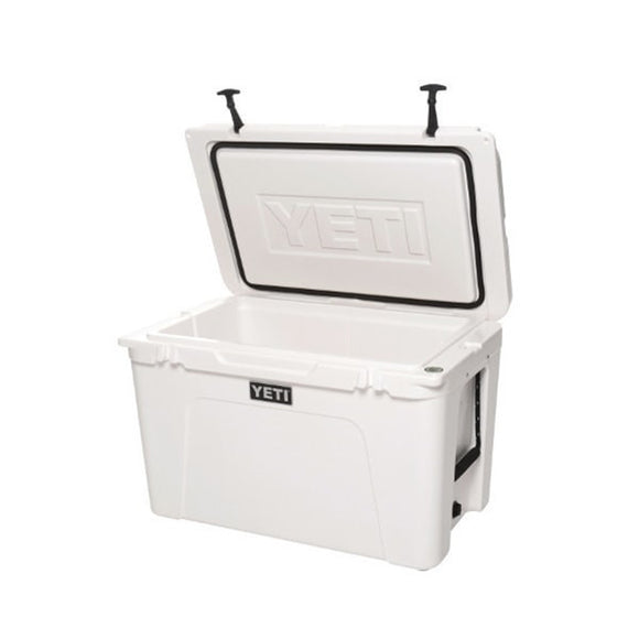 Tundra 105 White Cooler Yeti - Hook 1 Outfitters/Kayak Fishing Gear