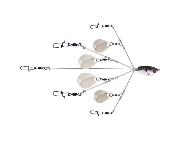 Yum Yumbrella Flash Mob Jr  Lures - Rigs Yum Lures - Hook 1 Outfitters/Kayak Fishing Gear
