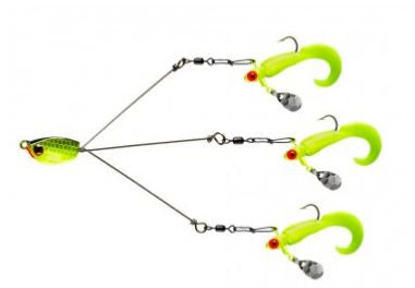 Yum Yumbrella Ul Tripod Kit  Lures - Rigs Yum Lures - Hook 1 Outfitters/Kayak Fishing Gear