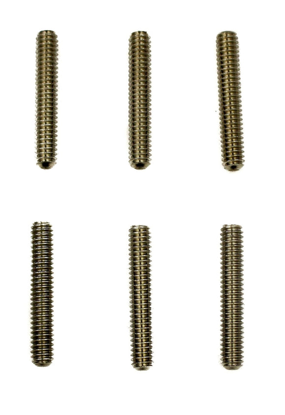 1/4-20 x 1.5'' Stud, 6 Pack  Hardware & Small Parts YakAttack - Hook 1 Outfitters/Kayak Fishing Gear