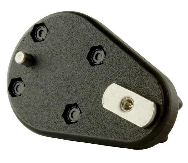HD Track Mount, Includes 1.5'' RAM® Ball  Boards YakAttack - Hook 1 Outfitters/Kayak Fishing Gear