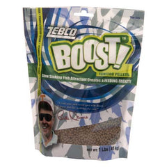 Zebco Boost Ignitor Pellets - Multi Species 1Lb Bag