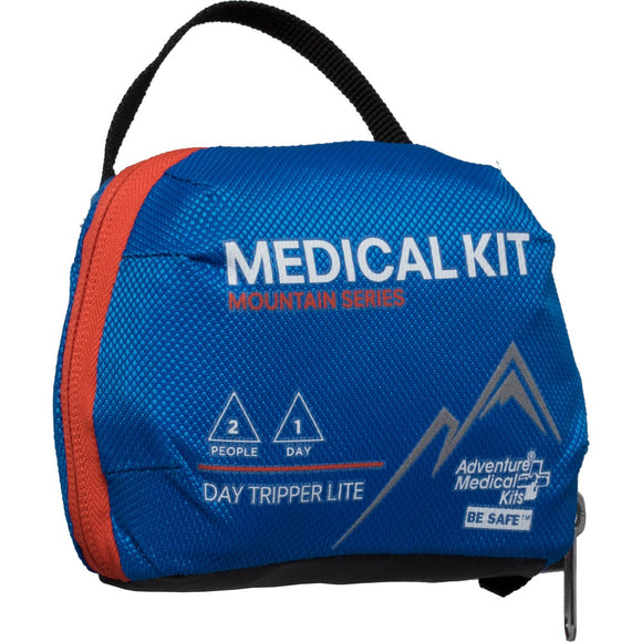 Mountain, Day Tripper Lite  First Aid Adventure Medical Kit - Hook 1 Outfitters/Kayak Fishing Gear