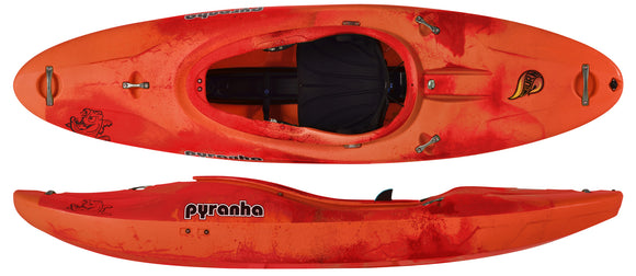 Burn III  Kayaks Pyranha - Hook 1 Outfitters/Kayak Fishing Gear