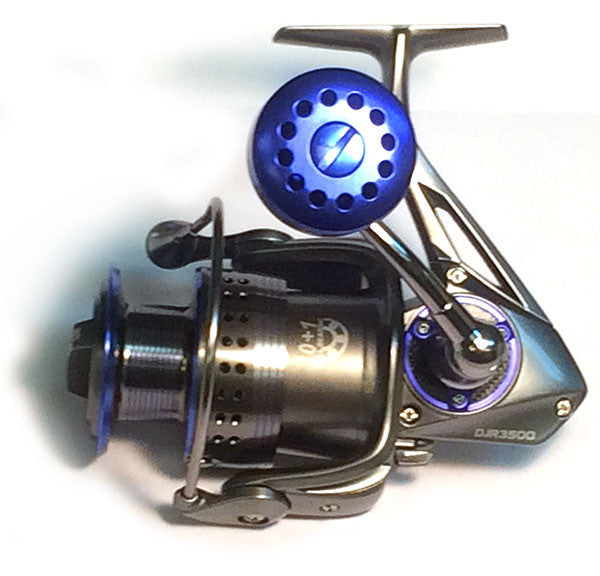 Canyon Reels DJR3500 Spinning Reel  Reels Canyon - Hook 1 Outfitters/Kayak Fishing Gear