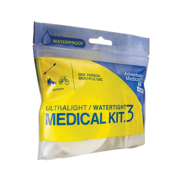Ultralight / Watertight .3  First Aid Adventure Medical Kit - Hook 1 Outfitters/Kayak Fishing Gear