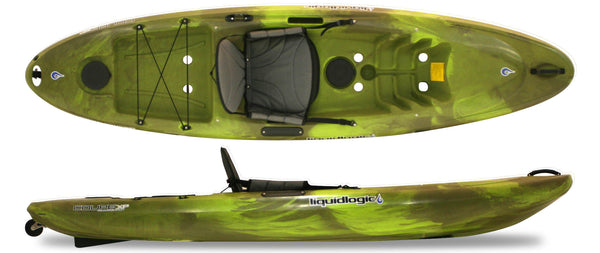 Coupe XP Mojito Kayaks Liquidlogic - Hook 1 Outfitters/Kayak Fishing Gear