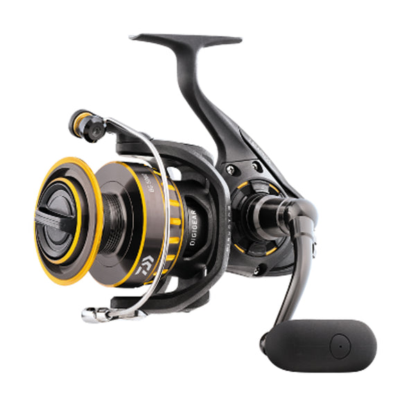 DAIWA BG2500 REEL SPINNING 6bb 1rb 5.6:1  Reels - Spinning Daiwa - Hook 1 Outfitters/Kayak Fishing Gear