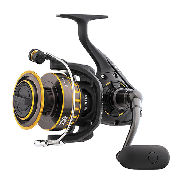 DAIWA BG8000 REEL SPINNING 6bb 1rb 5.3:1  Reels - Spinning Daiwa - Hook 1 Outfitters/Kayak Fishing Gear