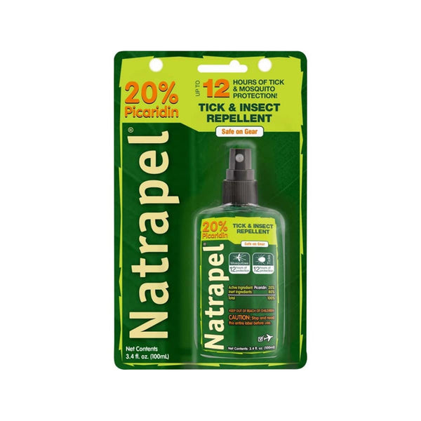 Natrapel® Pump 3.4 oz  Insect Repellent Natrapel - Hook 1 Outfitters/Kayak Fishing Gear