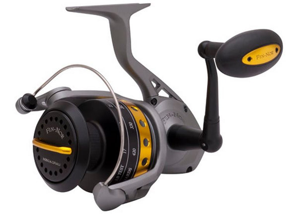 FIN NOR LETHAL REEL SPINNING 6bb 200/10  Reels - Spinning Fin Nor - Hook 1 Outfitters/Kayak Fishing Gear
