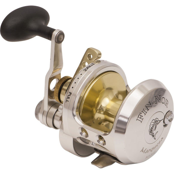 FIN NOR MARQUESA REEL CONV 2spd LEVER DRAG 330/30  Reels - Conventional Fin Nor - Hook 1 Outfitters/Kayak Fishing Gear