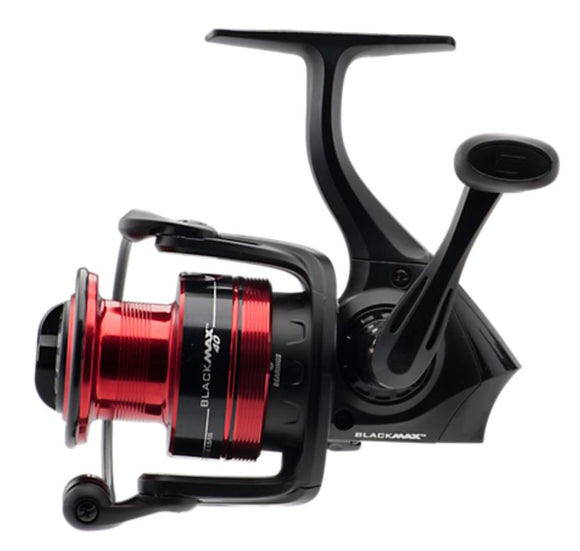 GARCIA BLACK MAX REEL SPINNING 4bb 5.1:1 130/8  Reels - Spinning Abu Garcia - Hook 1 Outfitters/Kayak Fishing Gear