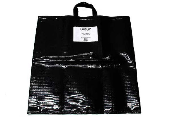 GATOR GRIP WEIGH IN BAG BLACK  Fishing Accessories Gator Grip - Hook 1 Outfitters/Kayak Fishing Gear
