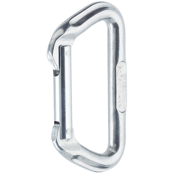 Omega Standard D Carabiner  Rescue and Safety Omega - Hook 1 Outfitters/Kayak Fishing Gear