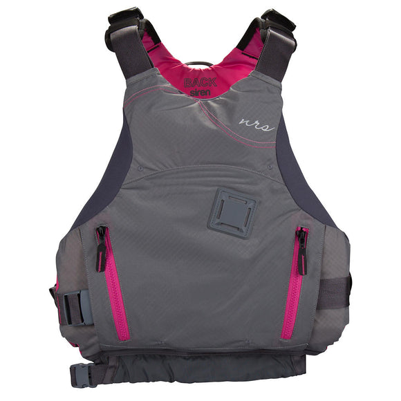 NRS Women's Siren PFD - CLOSEOUT  Life Jackets - PFDs and FLOTATION NRS - Hook 1 Outfitters/Kayak Fishing Gear