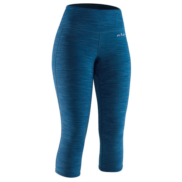 NRS Women's HydroSkin 0.5 Capris  Bottoms NRS - Hook 1 Outfitters/Kayak Fishing Gear