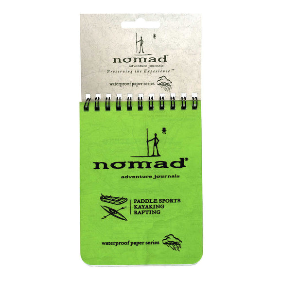 Nomad Adventure Journal  Kayak Accessories NRS - Hook 1 Outfitters/Kayak Fishing Gear