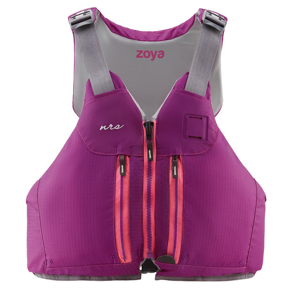 Women's Zoya Mesh Back PFD - 2019 CLOSEOUT  Life Jackets - PFDs and FLOTATION NRS - Hook 1 Outfitters/Kayak Fishing Gear