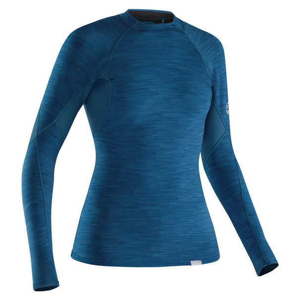NRS Women's HydroSkin 0.5 Long-Sleeve Shirt  Tops NRS - Hook 1 Outfitters/Kayak Fishing Gear