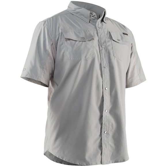 NRS Men's Guide Short-Sleeve Shirt  Tops NRS - Hook 1 Outfitters/Kayak Fishing Gear
