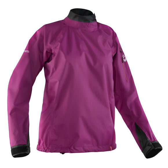 Women's Endurance Jacket - CLOSEOUT Orchid / S Splash Jacket NRS - Hook 1 Outfitters/Kayak Fishing Gear