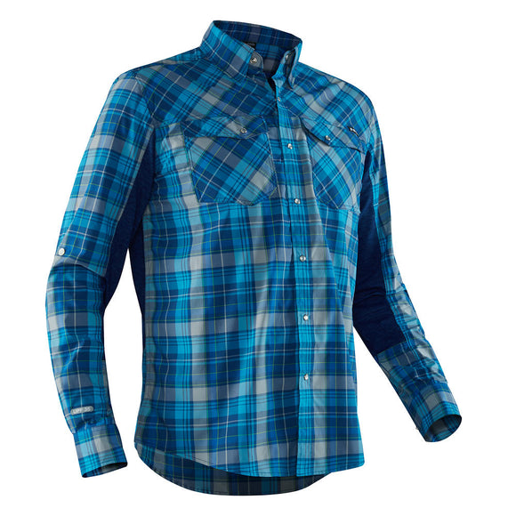 NRS Men's Guide Long-Sleeve Shirt  Tops NRS - Hook 1 Outfitters/Kayak Fishing Gear