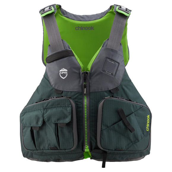 2019 NRS Chinook PFD Bayberry / XS/M Life Jackets - PFDs and FLOTATION NRS - Hook 1 Outfitters/Kayak Fishing Gear