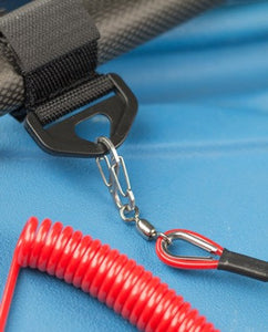 PREMIUM PADDLE LEASH  Leashes and Retractors SEA-Lect Designs - Hook 1 Outfitters/Kayak Fishing Gear