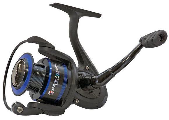 LEWS AMERICAN HERO REEL SPINNING 5bb 6.2:1 195/12  Reels - Spinning Lews - Hook 1 Outfitters/Kayak Fishing Gear