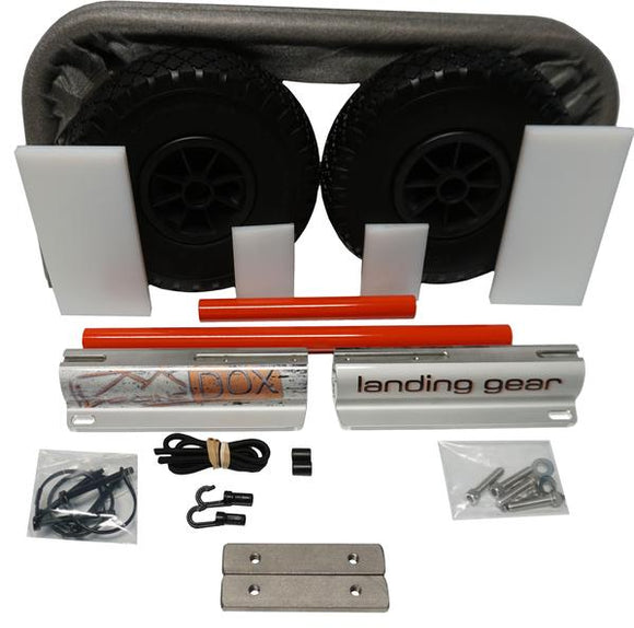 LANDING GEAR FOR BONAFIDE SS127  Transportation Boonedox - Hook 1 Outfitters/Kayak Fishing Gear