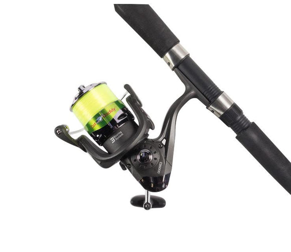 LEWS CAT DADDY COMBO SPINNING 9ft MH 2pc w/LINE  Rod & Reel Combos Lews - Hook 1 Outfitters/Kayak Fishing Gear