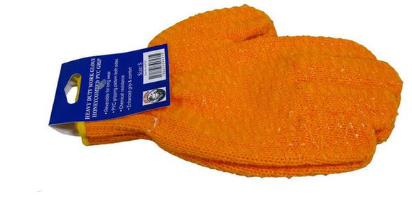 LEE FISHER JOY FISH GLOVES LARGE ORANGE VINYL  Fishing Accessories Lee Fisher - Hook 1 Outfitters/Kayak Fishing Gear