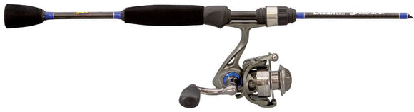 LEWS LASER LITE SPD SPIN COMBO SPINNING 5ft L 1pc  Rod & Reel Combos Lews - Hook 1 Outfitters/Kayak Fishing Gear