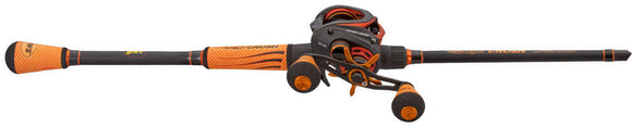 LEWS MACH CRUSH SPD SPL COMBO BAITCAST 7.5:1 7ft MH 1pc LH  Rod & Reel Combos Lews - Hook 1 Outfitters/Kayak Fishing Gear