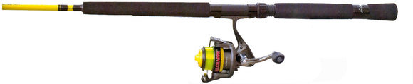 Lews Mr Crappie Ss J/T Spinning Combo With Line 10' - 2 Piece - Graphite  Rod & Reel Combos Lews - Hook 1 Outfitters/Kayak Fishing Gear