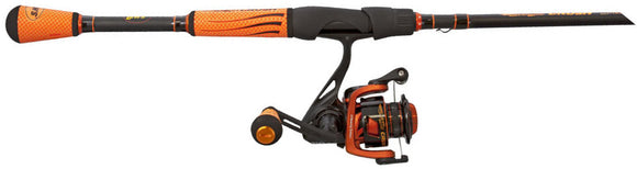 LEWS MACH CRUSH SPD SPIN COMBO SPINNING 6ft 9In ML IM8 1pc  Rod & Reel Combos Lews - Hook 1 Outfitters/Kayak Fishing Gear
