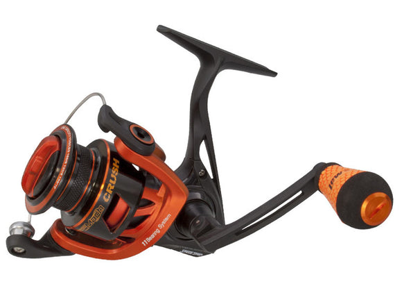 LEWS MACH CRUSH SPD SPIN REEL SPINNING 11bb 6.2:1 140/12  Reels - Spinning Lews - Hook 1 Outfitters/Kayak Fishing Gear