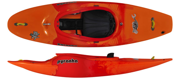 Loki  Kayaks Pyranha - Hook 1 Outfitters/Kayak Fishing Gear