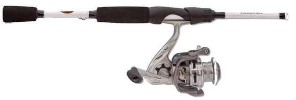 LEWS LASER LSG SPD SPIN COMBO SPINNING 7ft M IM7 2pc  Rod & Reel Combos Lews - Hook 1 Outfitters/Kayak Fishing Gear