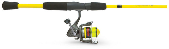 LEWS MR CRAPPIE SS UL COMBO SPINNING w/LINE 4ft 6in 2pc  Rod & Reel Combos Lews - Hook 1 Outfitters/Kayak Fishing Gear
