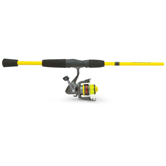 LEWS MR CRAPPIE SS UL COMBO SPINNING w/LINE 5ft 6in 2pc  Rod & Reel Combos Lews - Hook 1 Outfitters/Kayak Fishing Gear