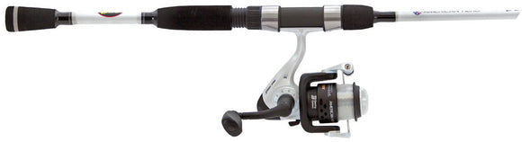 LEWS AMERICAN HERO WE GO COMBO SPINNING 5ft 6in M 2pc w/LINE  Rod & Reel Combos Lews - Hook 1 Outfitters/Kayak Fishing Gear